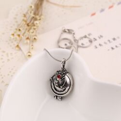 The Vampire Diaries Elena#x27;s Vervain Antique Vintage Locket Necklace $7.55