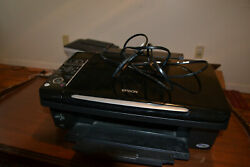 Epson Stylus NX400 All-In-One Inkjet Printer Tested $80.00