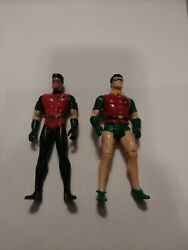Robin DC Batman Toy Lot Used Figures Heroes $20.00