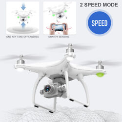Wltoys X1S RC Drone with Camera GPS 5G WIFI 4K Cam 2Axis Gimbal Battery US $233.09