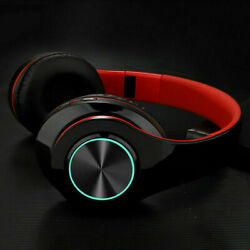 Wireless 3.5mm Gaming Headset LED Headphones Stereo Over Ear For PC PS4 Xbox ONE $19.49