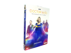 Doctor Who Season 12 (DVD 2020 4-Disc Set) Brand New Fast shipping $13.85