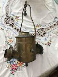 Vintage The Angle Lamp Co.NY  Electric $16.30
