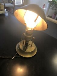 """Vintage """"The D'Light"""" Electric Lamp WIZARD ELECT LAMP CO. $24.99"""