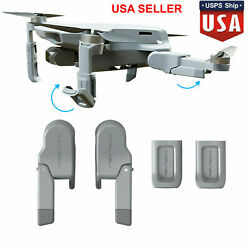 USA For DJI Mavic Mini Extended Front+Rear Landing Gear Legs Protector Extension $17.58