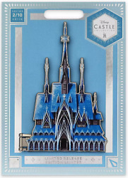 Frozen Castle Pin Arendelle Disney Castle Collection – Limited Release - In Hand $59.99