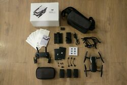 DJI Mavic Air Fly More Combo (Onyx Black) with Extras. Excellent Condition. $500.00