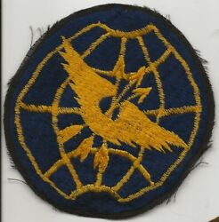 Three And One half Inch On Silk Japan Made Military Air Transport Service Patch $9.99