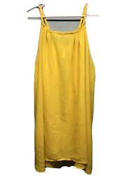 Swim by Cacique Womens Cover Yellow 22 24 $19.99