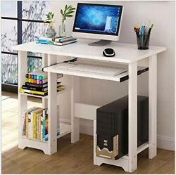 Wooden Computer Desk Desktop Home Modern Simple Minimalist Desk $85.99