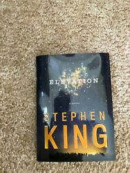 Elevation by Stephen King (2018, Hardcover) $5.00