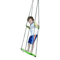 Swurfer Kick Green Stand Up Swing with Rope $29.95