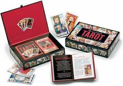 The Essential Tarot Kit Book and Card Set by Rosalind Simmons Cards BRAND NEW $15.99