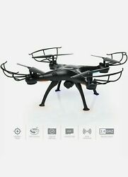 Upgraded 6 Axis Headless RC Quadcopter FPV RC Drone W HD Camera Altitude Hold $46.50