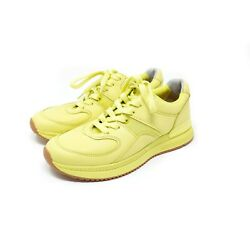 Everlane The Trainer Lightning Neon Yellow Sneakers Shoes Women#x27;s Size: 7.5 NEW $71.25