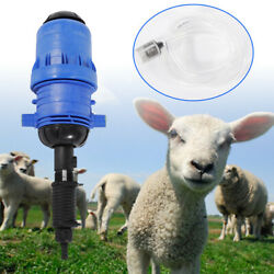 Proportional Fertilizer Injector Dispenser Water Driven Injector Agricultural $77.16