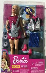 Barbie Career Musician Doll GDJ34 $16.49