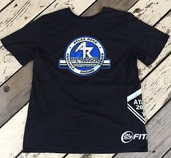 2015 ATLAS RACE • The RANGER • Obstacle Racing Series • Men#x27;s T Shirt size LARGE $10.91