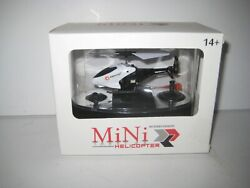 Modern Design Mini RC Helicopter Remote Control Toys New in Box $12.99