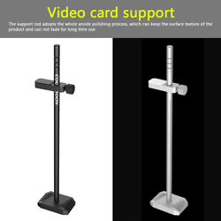 Aluminum GPU Support Desktop Case Graphics Video Card Holder for Desktop PC Case $11.46