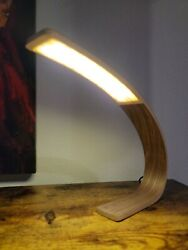 LED Lamp Wooden Modern Home Decor Table Desk Night Light Lamp 2020 $75.00