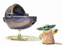 Star Wars Mission Fleet BABY YODA Figure w Pram • The Mandalorian 2020 $19.99