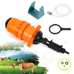 Fertilizer Injector Dispenser 0.4% 4% Proportional device Auto Dosing Orange New $59.20