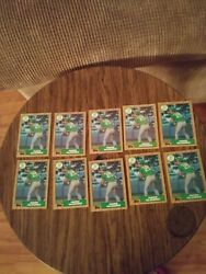 Mark McGwire 1987 Topps #366 Rookie Lot 10ct Card Lot 4 different McGwire ca $19.99