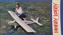 Senior Telemaster RC plane Kit $165.00