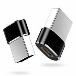2 PACK USB C 3.1 Type C Female to USB 3.0 Type A Male Port Converter Adapter NEW $2.95