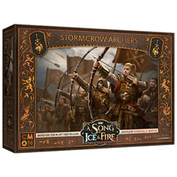 A Song of Ice and Fire Miniature Game Neutral Stormcrow Archers NIB $28.00