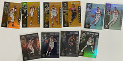 2019 20 NBA Illusions parallel Lot 10 Black Orange And Emerald 🔥 $9.99