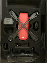 DJI Spark Quadcopter amp; Controller Custom Accessory Bundle Free Shipping $349.99