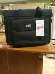 Gator Case Bag to Hold Two Studio Monitors 5quot; Driver Range $54.99