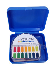 Hydrion Ph Paper with Dispenser and Color Chart $8.29