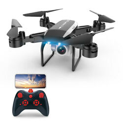 KY606D Drone 4K HD Aerial Photography Camera Air Pressure Hover Quadcopter Kits C $68.79