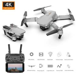 Fold FPV Drone Quadcopter With Camera Dron Professional D Altitude Hold 4K V5I8 C $41.86