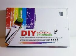 Diy painting by numbers #HY0833 $9.50