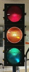 STOPLIGHT REALLY WORKS COOL NOVELTY FOR PARTIES RESTAURANTS BASEMENT STOP GO $279.98