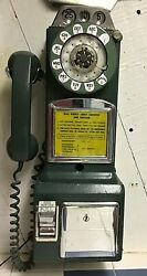 AUTHENTIC CHICAGO PAYPHONE TELEPHONE NOVELTY FOR PARTIES RESTAURANTS BARS $499.98
