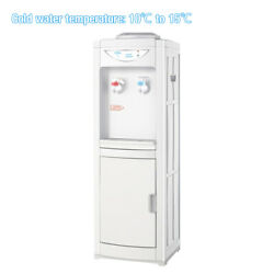 Hotamp;Cold Water Cooler Dispenser Free standing 5 Gallons Top Loading Office $66.89