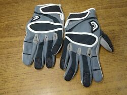 Cutters football gloves Pro Fit Size L Large $14.00