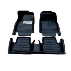 For Toyota Camry 2007 2020 Car Floor Mats Frontamp; Rear Liner Waterproof Auto Mats $42.88