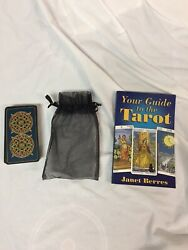 Tarot Kit For Beginners by Janet Berres Paperback Book and 78 Cards $15.00