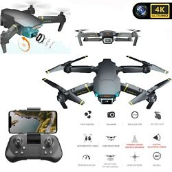 GD89 Drone 4K Camera HD 1080P WiFi FPV Drone Quadcopter RC Helicopter Kids Toys $54.99