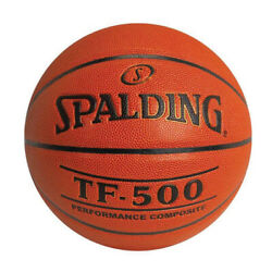 Spalding TF 500 Performance Composite Youth Women#x27;s Basketball 28.5quot; $32.95