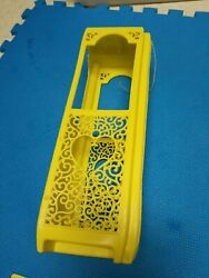 BARBIE 1974 Townhouse yellow Elevator Lift Replacement Vintage 70s Mattel $12.00