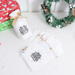 50PCS Gift Bags Plastic Cute Party Favor Bags Packaging Bags for Jewelry Candy $14.43
