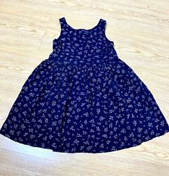 Polo Ralph Lauren Floral Girls Dress 4 4T $18.00