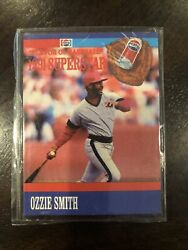 1991 Superstar Ozzie Smith pepsi baseball card 12 Of 17 $12.00